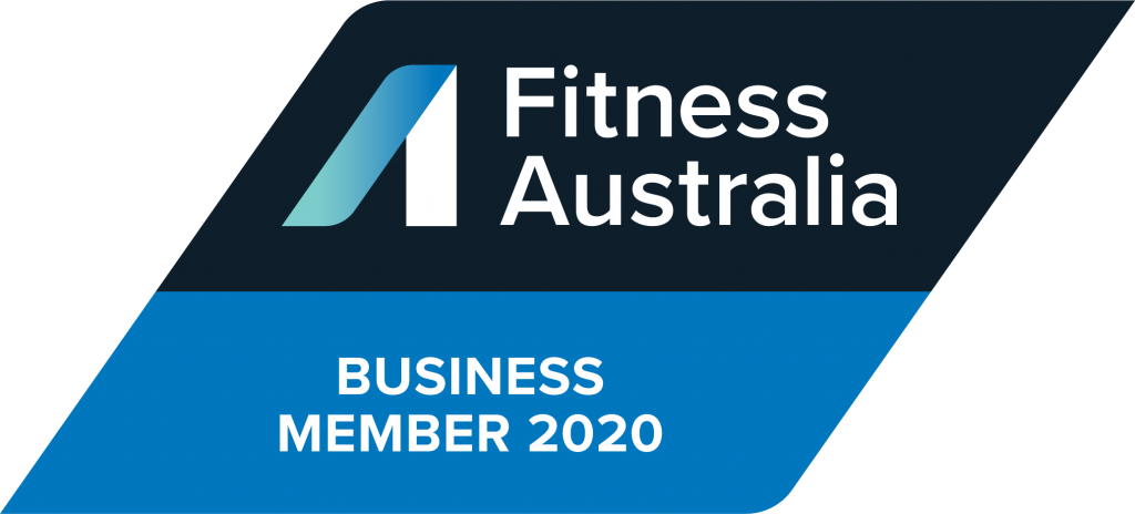 Fitness Australia Business Member Logo