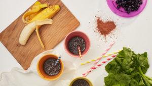 kids monster smoothie recipe